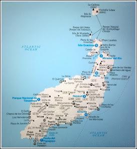 Lanzarote februari-maart 2020