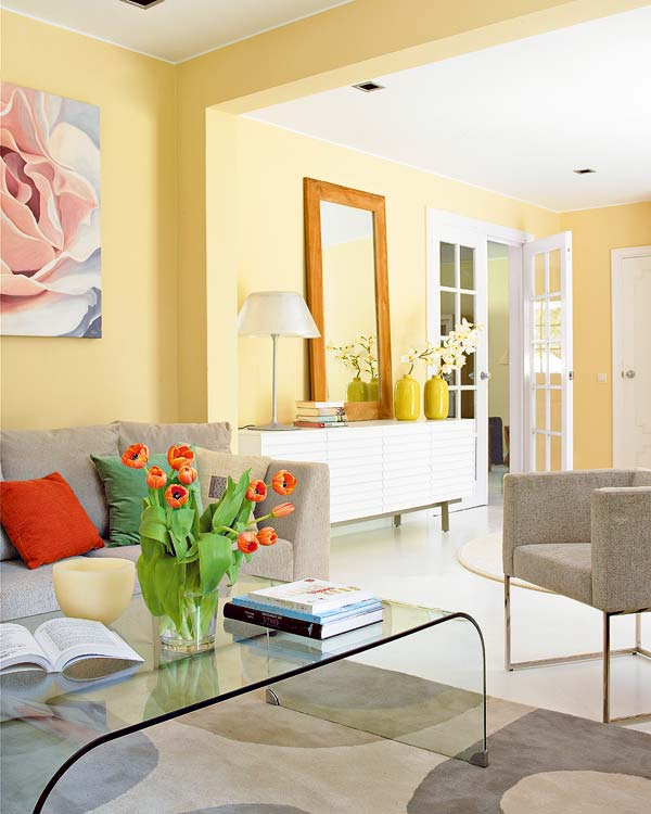 Muebles y decoraci n de interiores mesas de centro y - Mesitas auxiliares para salon ...