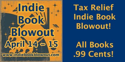 Tax Relief Indie Book Blowout!