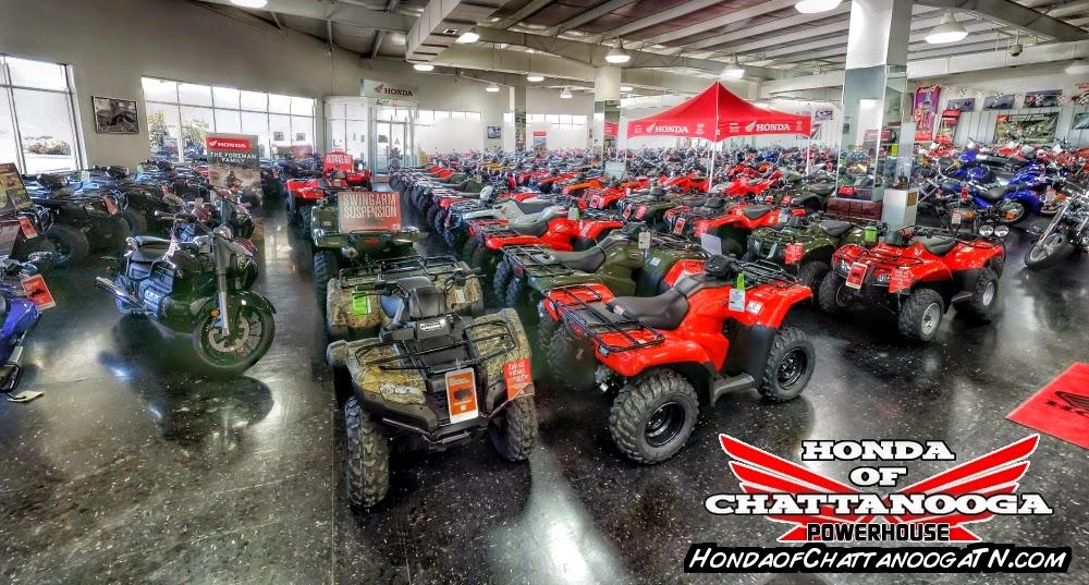 Honda of Chattanooga TN ATV Dealer PowerSports Four Wheeler GA AL