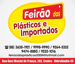 Feirão dos Plasticos e Importados
