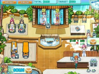 FREE DOWNLOAD GAME Sally's Spa FULL VERSION (PC/ENG)