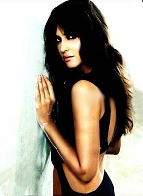 Beautiful Katrina Kaif Vogue Magazine Photoshoot - May 2011