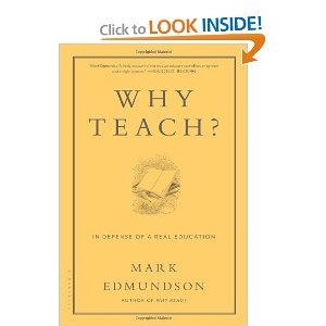 """edmundson essay In his essay """"on the uses of a liberal education,"""" mark edmundson discusses  the commercialization of american higher education."""
