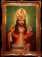 Obraz Pana Jezusa Chrystusa Króla Polski do nabycia