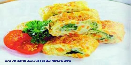 Resep Omelet Telur