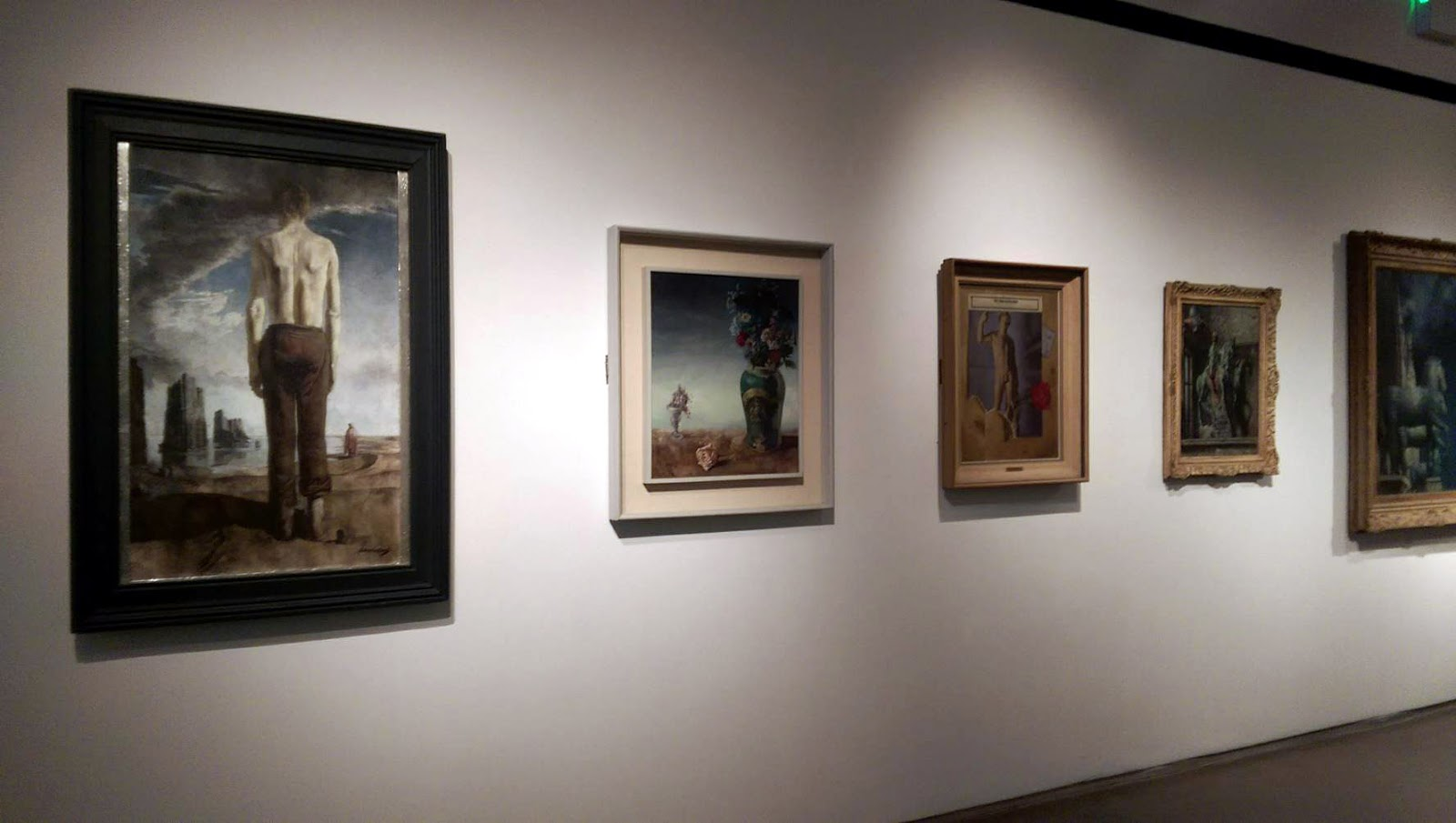 gallery visit essay leaving cert A visit to an art gallery question –sample answer and information here are  points but you should write it out in essay form & you should never re-write it  directly.