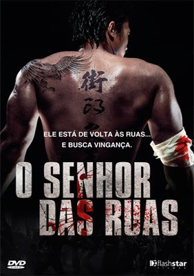 Filme Poster O Senhor das Ruas DVDRip XviD Dual Audio & RMVB Dublado