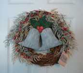 SOLD - Christmas Wreath