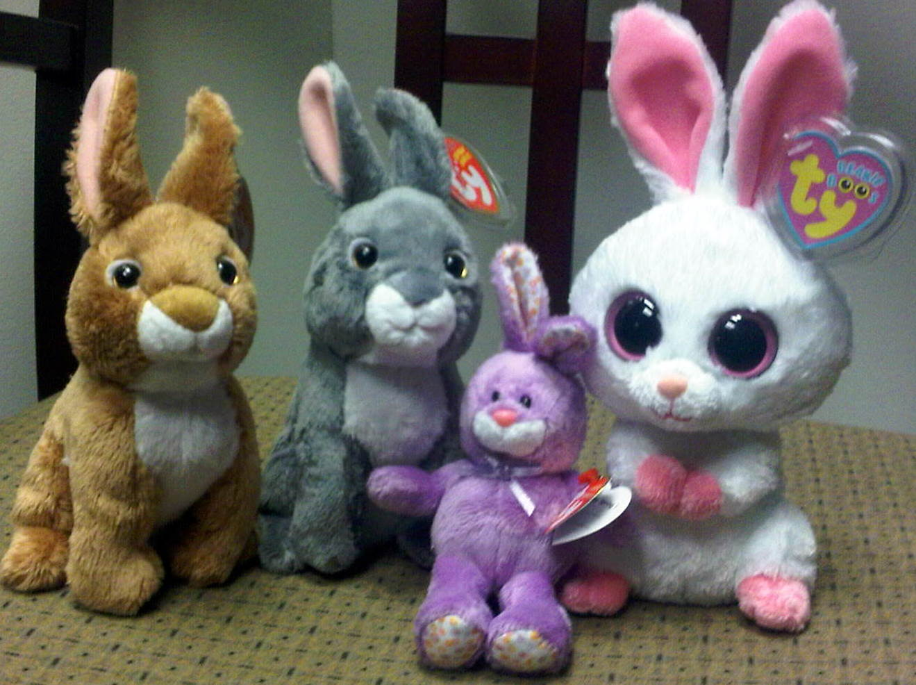 rabbit ramblings april 2011