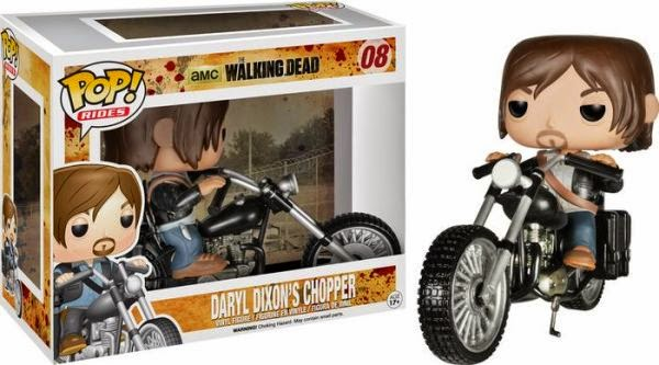 08.- Chopper de Daryl de The Walking Dead Funko Pop!