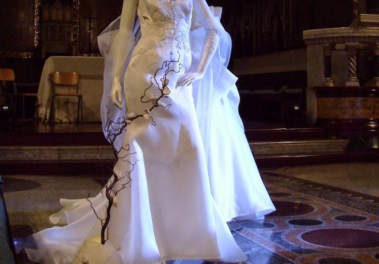 Roma Fashion White allestimento ecologico