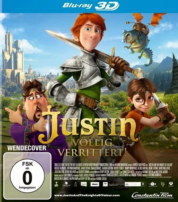 ดูการ์ตูน จัสติน อัศวินวัยเกรียน Justin And The Knights Of Valour