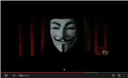 Anonymous contra el torneo del Toro de la Vega