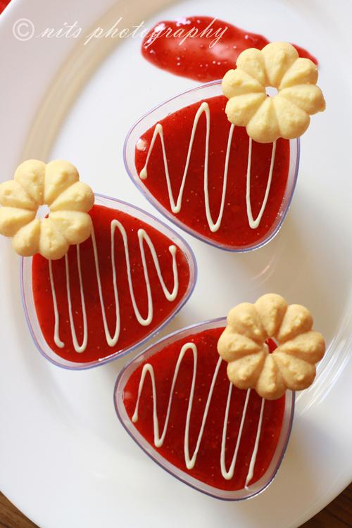 Custard Powder Cheesecake Womens Day Special 4th Sense Cooking
