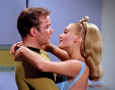 Lorella Cuccarini Star Trek