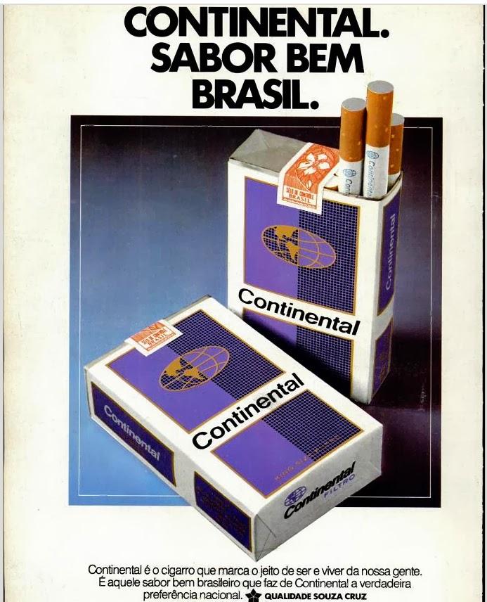 1976. propaganda cigarros anos 70.  propaganda anos 70; história decada de 70; reclame anos 70.  Brazil in the 70s; Oswaldo Hernandez;