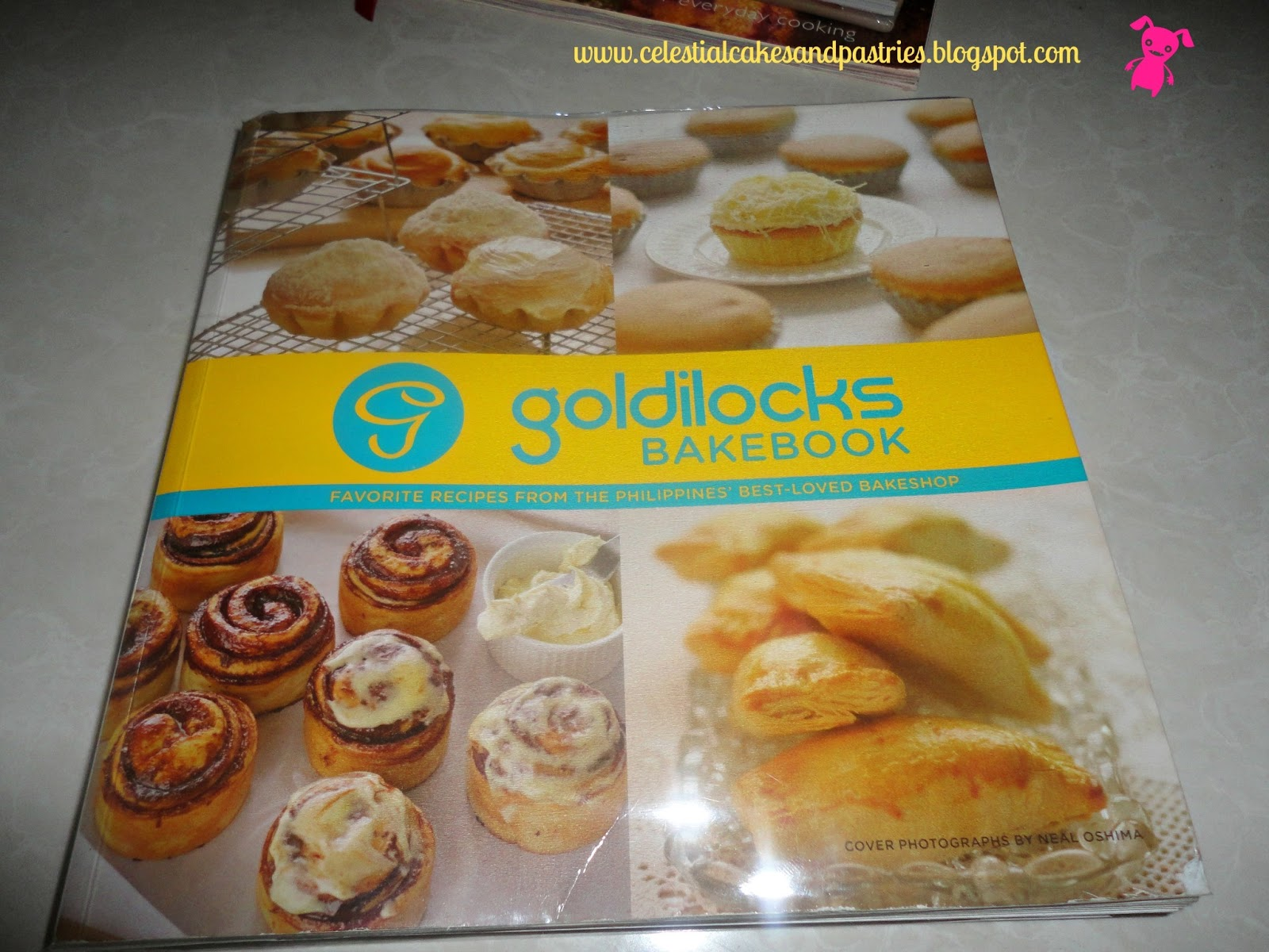 Celestial cakes and pastries book review goldilocks bakebook book review goldilocks bakebook forumfinder Image collections