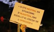 Quan la injustícia és la llei, la desobediència és un dret