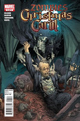 Zombies Christmas Carol#4 (Marvel)