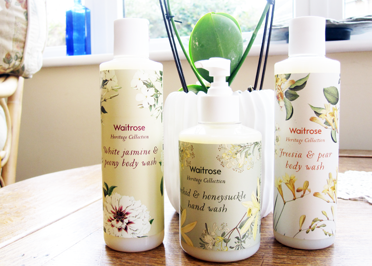 Waitrose Heritage Collection review