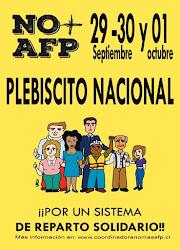 Plebiscito No Más AFP