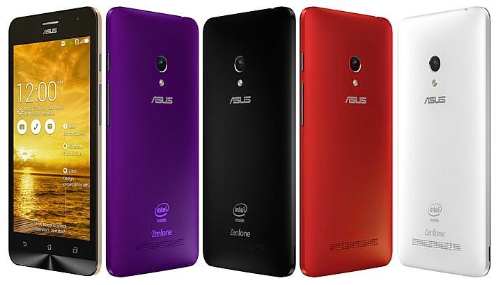 Spesifikasi Asus ZenFone 5 A501CG