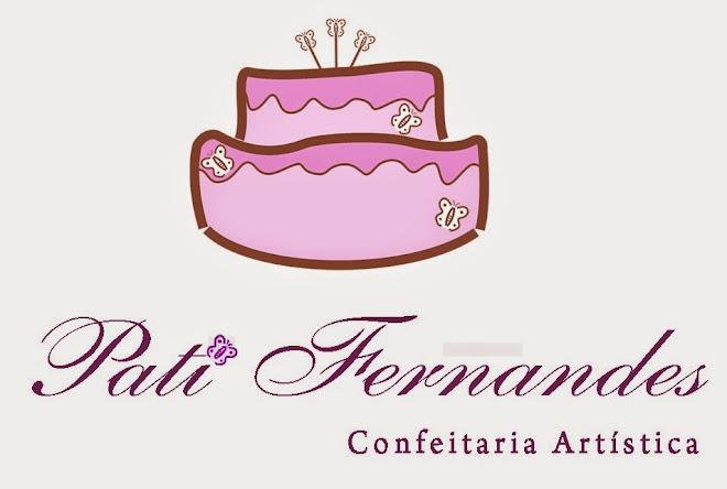 Pati Fernandes - Confeitaria Artística
