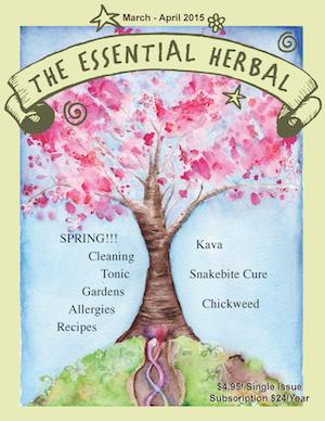 Essential Herbal Magazine