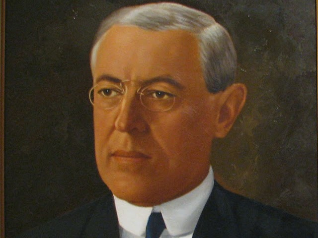thomas woodrow wilson essay Free essays from bartleby | what role did woodrow wilson have in world war i  woodrow wilson, our 23rd president, became involved in a war that he did not.