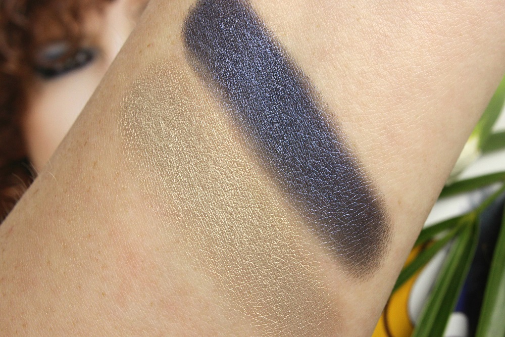 70er, alcina, beauty, blau, cosmetics, disco glamour, glamour look, glitzer, lidschatten, lippenstift, look, make-up, party, review, rote lippen, silber, swatches, tragebilder, trends, winter,