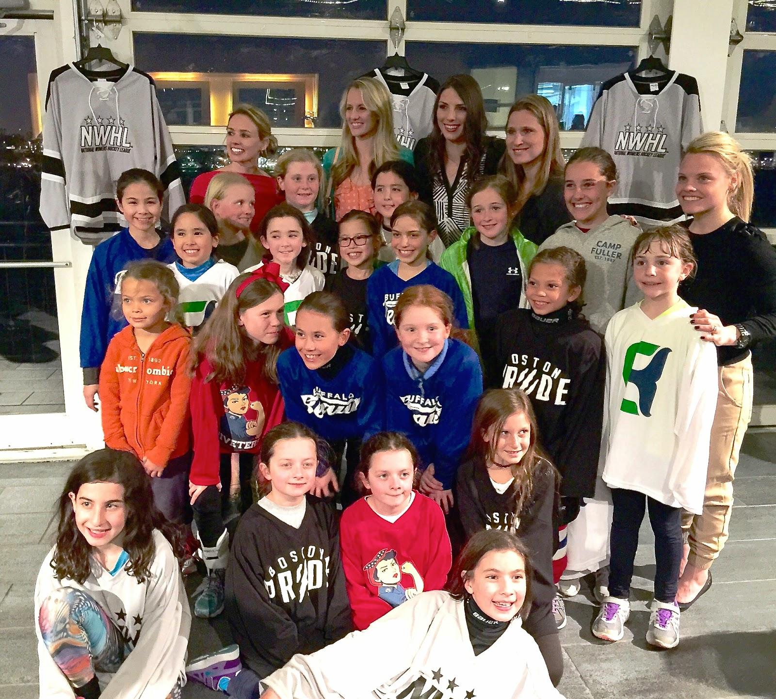 hockey, NWHL, women's hockey