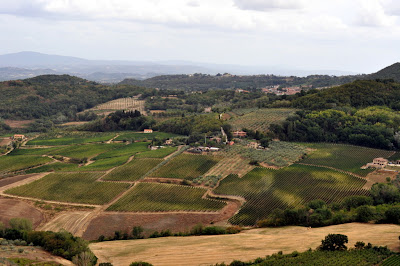 The Vista in Montepulciano, Italy - Photo by Taste As You Go