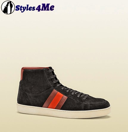 latest sneaker shoes collection 2014 for men by gucci