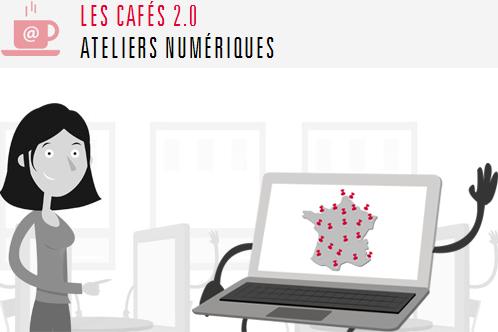 Les Cafés 2.0 - Société Générale