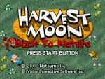 Free Download PC Games-Harvest Moon : Back to Nature-Full Version