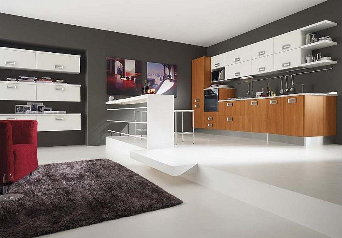 Cozinhas: Inspirações inteligentes ideias de decoração da cozinha #936138 1200 836