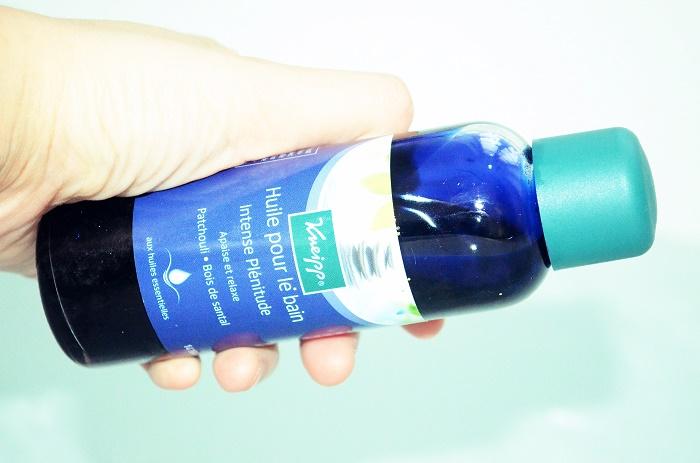 huile de bain