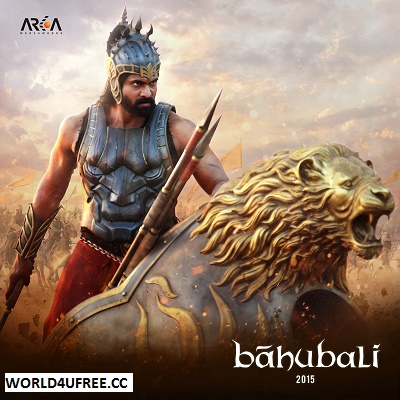 Baahubali 2015 Hindi Non Retail DVDRip 1.3GB (Studio Audio)