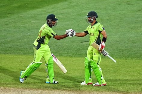 Pakistan won by Ireland