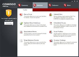 Free Download Comodo Antivirus