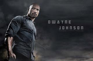 Dwayne Johnson The Rock by macemewallpaper.blogspot.com