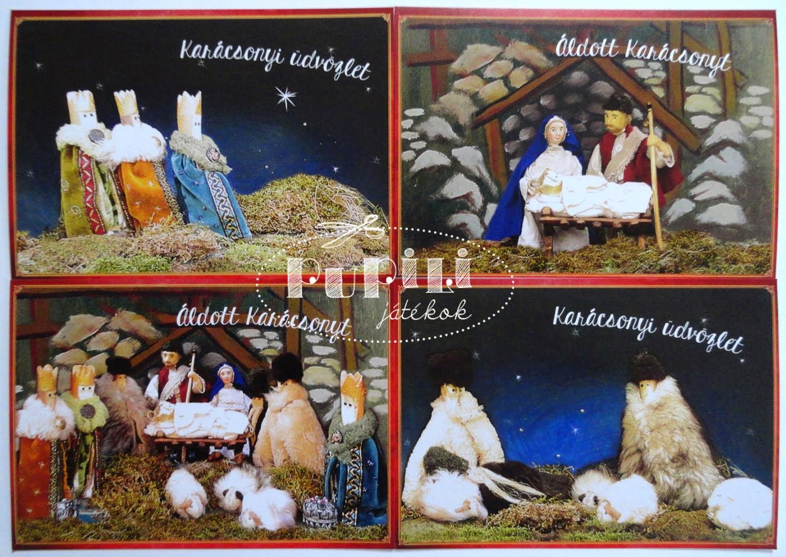 Karácsonyi képeslapok / Christmas cards