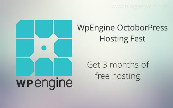 WpEngine OctoborPress – Get 3 Months of Free Hosting