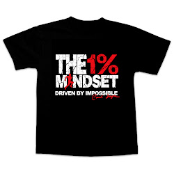 1% T-Shirts Available Below