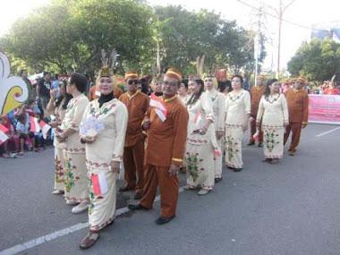 PAWAI BUDAYA ISEN MULANG 2015