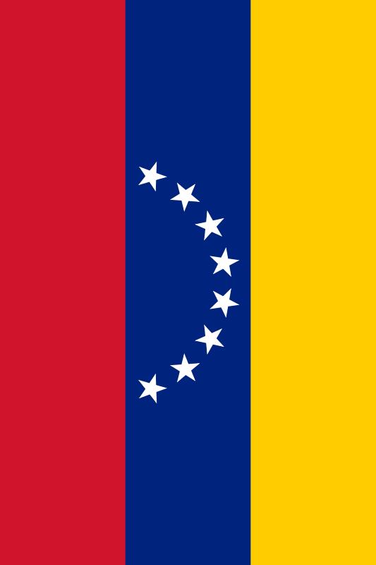 bandera de Venezuela para imprimir