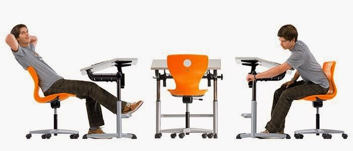 De n mades a s per sedentarios los efectos no deseados de for Mobiliario ergonomico