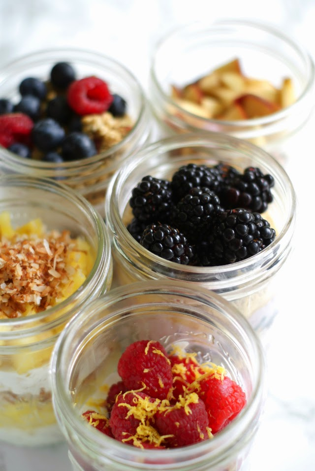 Healthy, delicious and filling, the perfect way to start your day! | thetwobiteclub.com | #yogurtperfection #makeahead #healthy #ad