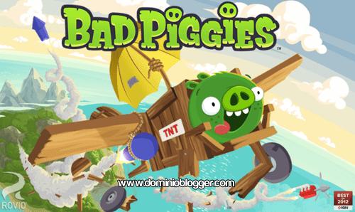 Crea la maquina perfecta para los cerditos de Bad Piggies